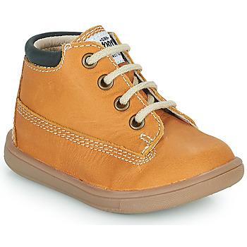 鞋子 男孩 高帮鞋 GBB NORMAN 棕色