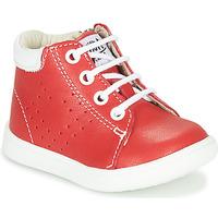 鞋子 男孩 高帮鞋 GBB FOLLIO 红色