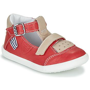 鞋子 男孩 凉鞋 GBB BERETO 红色
