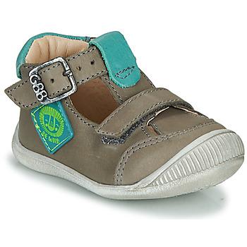 鞋子 男孩 高幫鞋 GBB BOLINA 灰色