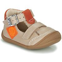 鞋子 男孩 凉鞋 GBB BOLINA 米色 / 橙色