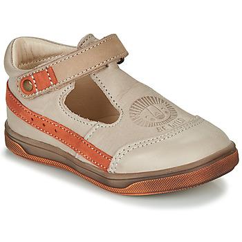 鞋子 男孩 凉鞋 GBB ANGOR 米色 / 橙色