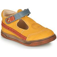 鞋子 男孩 凉鞋 GBB ANGOR 黄色