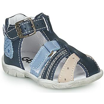 鞋子 男孩 凉鞋 GBB BYZANTE 蓝色