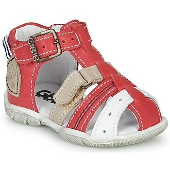 鞋子 男孩 涼鞋 GBB BYZANTE 紅色