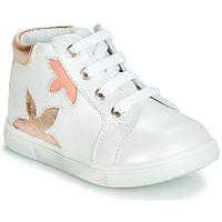 鞋子 女孩 高帮鞋 GBB ALEXA 白色