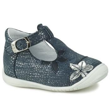 鞋子 女孩 平底鞋 GBB ANAXI 蓝色