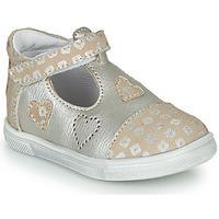 鞋子 女孩 平底鞋 GBB ANISA 米色