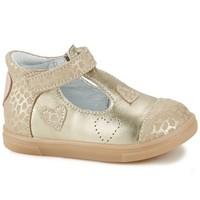 鞋子 女孩 球鞋基本款 GBB ANISA 米色