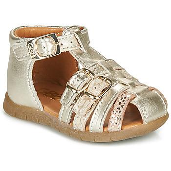 鞋子 女孩 凉鞋 GBB PERLE 金色
