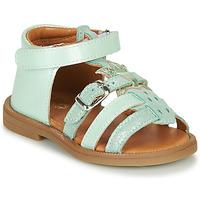 鞋子 女孩 凉鞋 GBB CARETTE 绿色