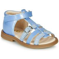 鞋子 女孩 凉鞋 GBB ANTIGA 蓝色