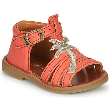鞋子 女孩 凉鞋 GBB ARAGA 红色