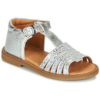 鞋子 女孩 凉鞋 GBB ATECA 银灰色
