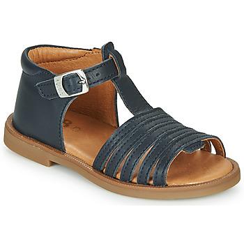 鞋子 女孩 涼鞋 GBB ATECA 海藍色