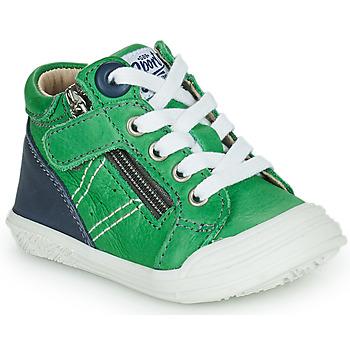 鞋子 男孩 高帮鞋 GBB ANATOLE 绿色