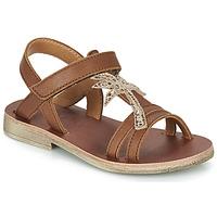 鞋子 女孩 凉鞋 GBB SAPELA 棕色