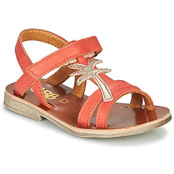 鞋子 女孩 凉鞋 GBB SAPELA 珊瑚色