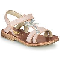 鞋子 女孩 凉鞋 GBB SAPELA 玫瑰色