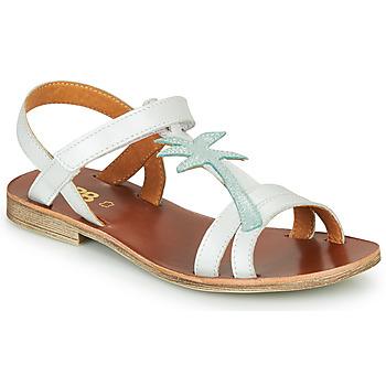 鞋子 女孩 凉鞋 GBB SAPELA 白色