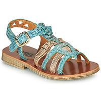 鞋子 女孩 凉鞋 GBB FANNI 蓝色