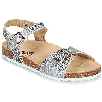 鞋子 女孩 凉鞋 GBB PIPPA 银灰色
