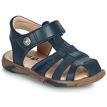 鞋子 男孩 凉鞋 GBB LUCA 蓝色