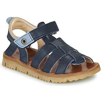 鞋子 男孩 凉鞋 GBB PATHE 蓝色
