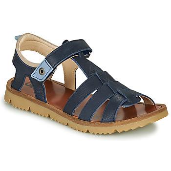 鞋子 男孩 凉鞋 GBB PATHE 海蓝色