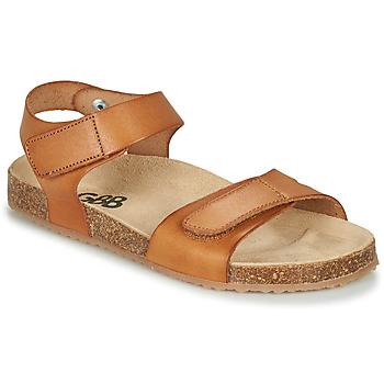 鞋子 男孩 涼鞋 GBB KIPILO 棕色