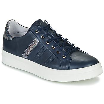 鞋子 女孩 球鞋基本款 GBB DANINA 藍色