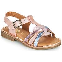 鞋子 女孩 凉鞋 GBB EGEA 玫瑰色