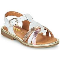 鞋子 女孩 凉鞋 GBB EGEA 白色