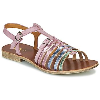 鞋子 女孩 凉鞋 GBB BANGKOK 玫瑰色