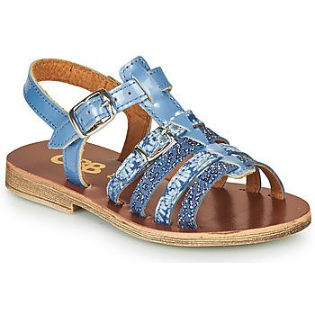 鞋子 女孩 凉鞋 GBB BANGKOK 蓝色