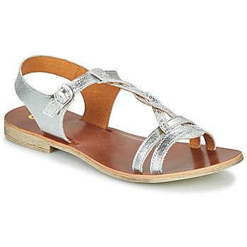 鞋子 女孩 凉鞋 GBB EUGENA 银灰色