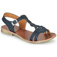 鞋子 女孩 凉鞋 GBB EUGENA 蓝色