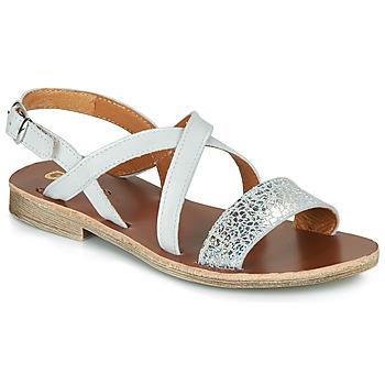 鞋子 女孩 凉鞋 GBB FAVOLA 白色