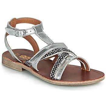 鞋子 女孩 凉鞋 GBB JULIA 银灰色