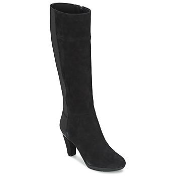 鞋子 女士 都市靴 Geox 健乐士 INSPIRAT ST C 黑色