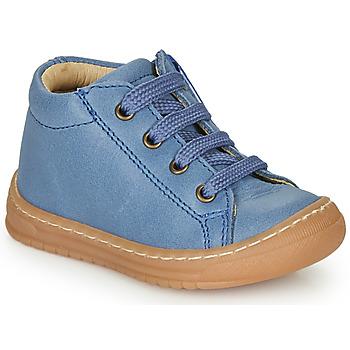 鞋子 男孩 高幫鞋 GBB HIPOTE 藍色