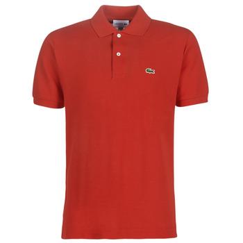 衣服 男士 短袖保羅衫 Lacoste POLO L12 12 REGULAR 紅色