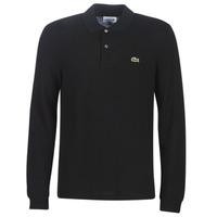 衣服 男士 短袖保罗衫 Lacoste L1312 黑色