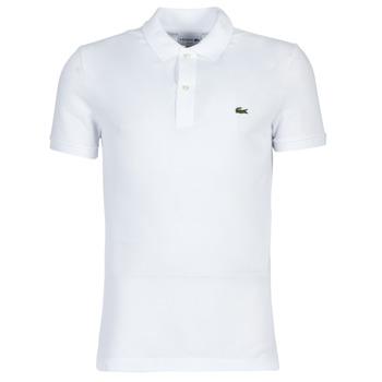 衣服 男士 短袖保罗衫 Lacoste PH4012 SLIM 白色