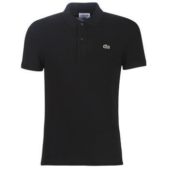 衣服 男士 短袖保罗衫 Lacoste PH4012 SLIM 黑色