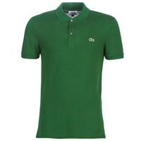 衣服 男士 短袖保羅衫 Lacoste PH4012 SLIM 綠色