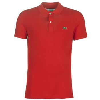 衣服 男士 短袖保罗衫 Lacoste PH4012 SLIM 红色