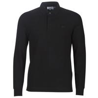 衣服 男士 長袖保羅衫 Lacoste PH2481 REGULAR 黑色