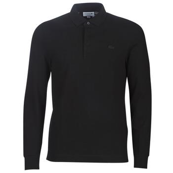 衣服 男士 长袖保罗衫 Lacoste PH2481 REGULAR 黑色