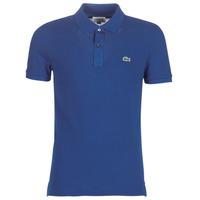 衣服 男士 短袖保羅衫 Lacoste PH4012 SLIM 海藍色